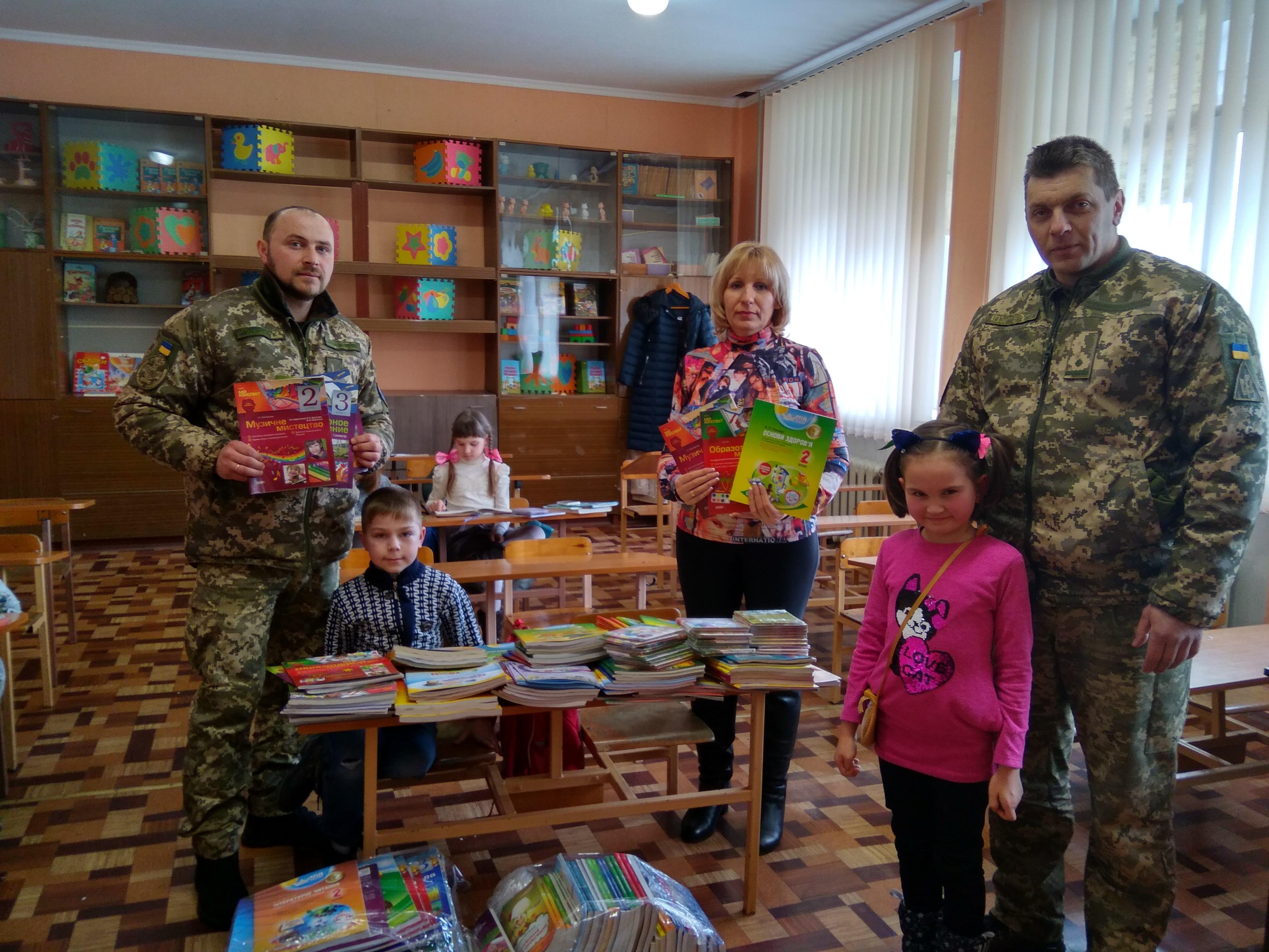 Благодійний Фонд Ранок - на Донбасі